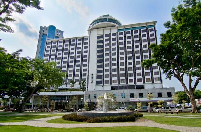 Bayview Hotel Georgetown Penang - George Town - Rakennus