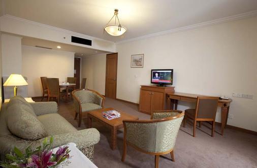 Bayview Hotel Georgetown Penang - George Town - Living room