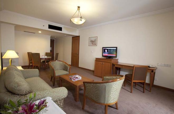 Bayview Hotel Georgetown Penang - George Town - Olohuone