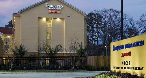 Fairfield Inn and Suites by Marriott Houston Intercontinental Airport - Houston - Toà nhà