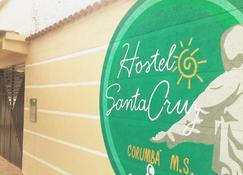 Hostel Santa Cruz - Corumbá - Gebäude