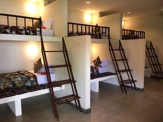 Pebble & Fins Bali Resort - Denpasar - Bedroom