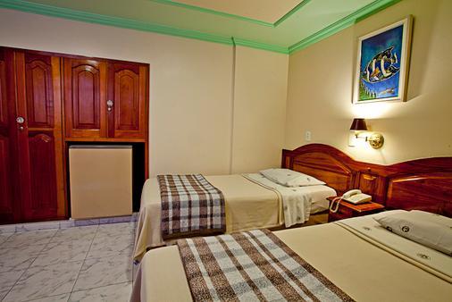 Krystal Hotel - Manaus - Bedroom