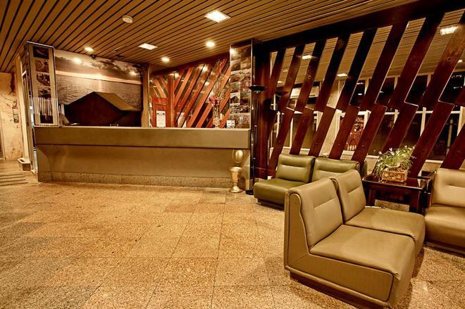 Krystal Hotel - Manaus - Lobby