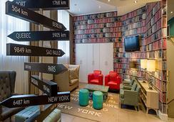Tryp München City Center Hotel - Munich - Lounge