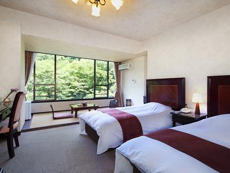 Tounosawa Quatre Saisons Hotel - Hakone - Phòng ngủ