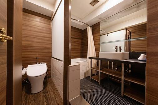 Tounosawa Quatre Saisons Hotel - Hakone - Phòng tắm