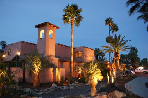Hotel California - Palm Springs - Building