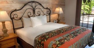 Hotel California - פאלם ספירנגס - חדר שינה