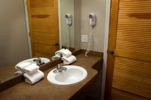 Hotel California - Palm Springs - Bathroom