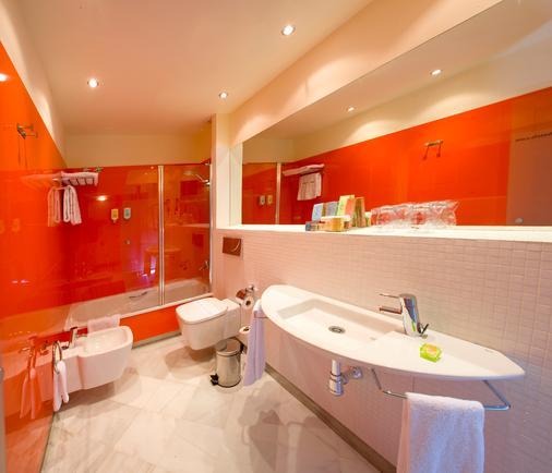 Palacio De Arizón - Sanlúcar de Barrameda - Bathroom