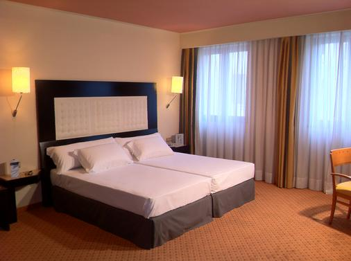 布林戈斯阿巴酒店 - 布爾戈斯 - 布爾戈斯 - 臥室