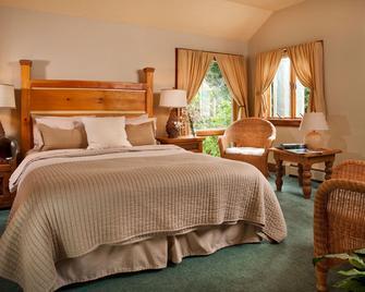 Abbey's Lantern Hill Inn - Ledyard - Schlafzimmer