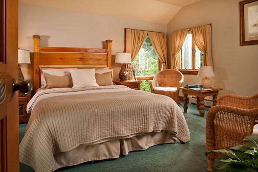 Abbey's Lantern Hill Inn - Ledyard - Bedroom