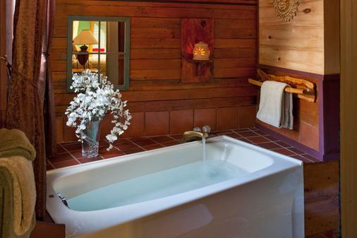 Abbey's Lantern Hill Inn - Ledyard - Bathroom