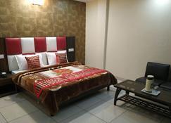 Hotel Ess Pee 91 - Chandigarh - Phòng ngủ