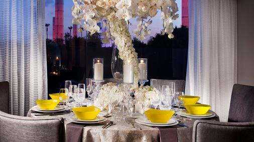 Hyatt Regency Los Angeles International Airport - Los Angeles - Banquet hall