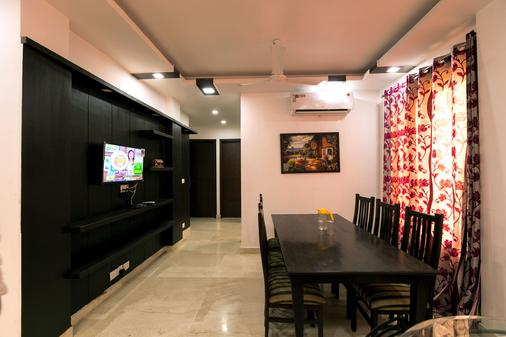 Lemon Grass Residency - New Delhi - Dining room