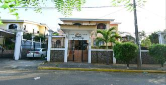 Hostal Santo Domingo - Managua - Gebäude