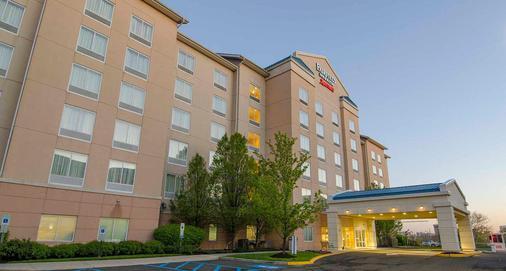 Fairfield Inn & Suites by Marriott Newark Liberty Int'l Airport - Νιούαρκ - Κτίριο