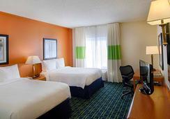 Fairfield Inn & Suites by Marriott Newark Liberty Int'l Airport - Νιούαρκ - Κρεβατοκάμαρα