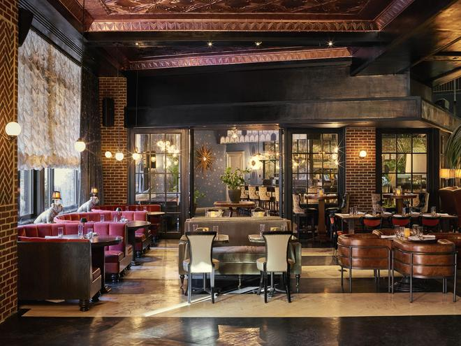 The Roxy Hotel Tribeca - Нью-Йорк - Ресторан