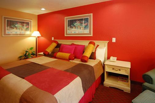 Imperial Inn - Oakland - Bedroom