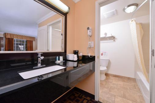 火炬酒店 - 聖塔克魯茲 - 聖克魯茲 - 浴室