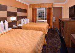火炬酒店 - 聖塔克魯茲 - 聖克魯茲 - 臥室
