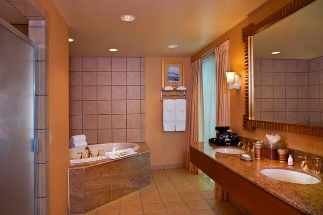 South Point Hotel, Casino, And Spa - Las Vegas - Baño