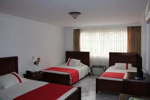 維茲卡雅里歐酒店 - 卡利 - 卡利 - 臥室