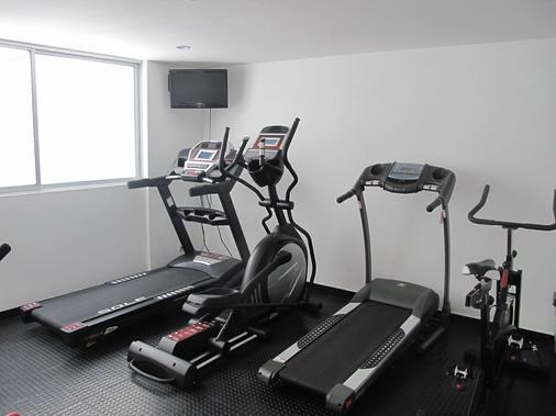 維茲卡雅里歐酒店 - 卡利 - 卡利 - 健身房