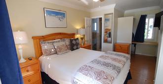 Rest Haven Motel - Santa Monica - Bedroom