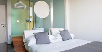 羅馬麗笙酒店 - 羅馬 - 臥室