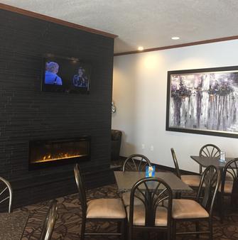 Expressway Suites Fargo - Fargo - Ruokailuhuone