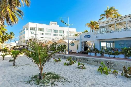 Hotel Casablanca - San Andrés - Παραλία