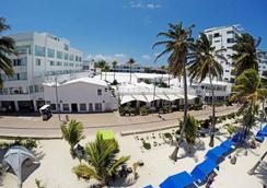 Hotel Casablanca - San Andrés - Κτίριο