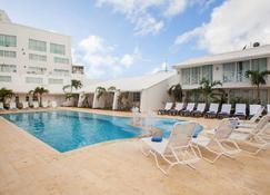 Hotel Casablanca - San Andrés - Zwembad