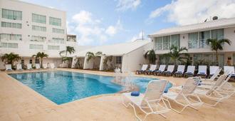 Hotel Casablanca - San Andrés - Piscina