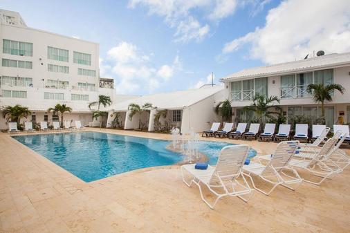 Hotel Casablanca - San Andrés - Πισίνα