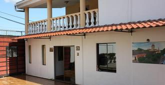 Hostal Santo Domingo - Managua - Building
