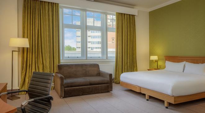 諾丁漢希爾頓酒店 - 諾丁漢 - 臥室