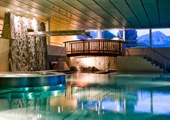 Arosa Kulm Hotel and Alpin Spa - Arosa - Pool