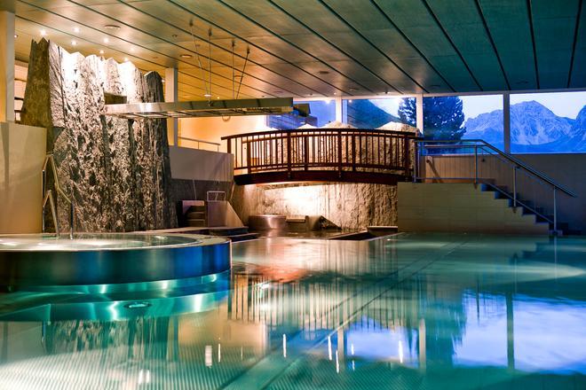 Arosa Kulm Hotel and Alpin Spa - Arosa - Uima-allas
