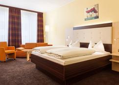 Hotel Augusta - Augsburg - Phòng ngủ