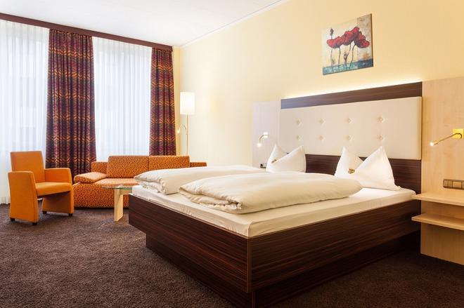 Hotel Augusta - Άουγκσμπουργκ - Κρεβατοκάμαρα