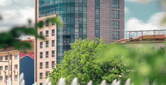 Rosslyn Central Park Hotel - Sofia - Gebouw