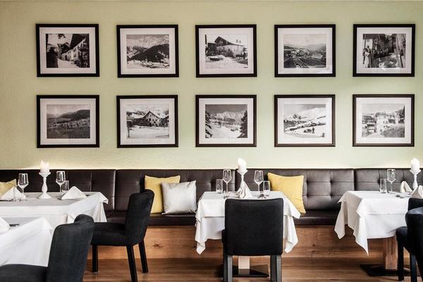 Hotel Gebhard - Fiss - Restaurante