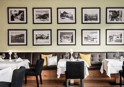 Hotel Gebhard - Fiss - Ravintola