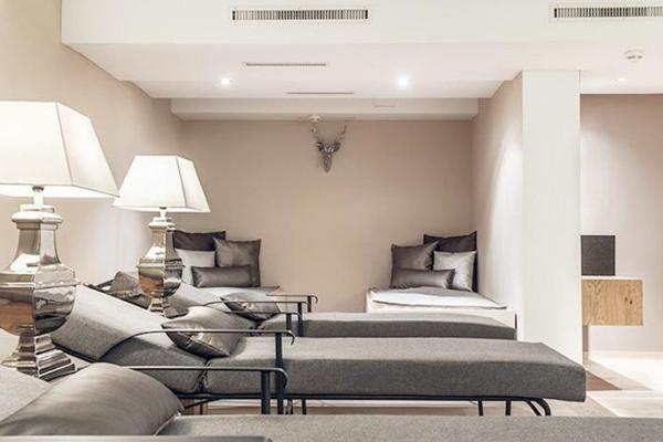 Hotel Gebhard - Fiss - Sala de estar